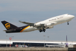 きんめいさんが、関西国際空港で撮影したUPS航空 747-45E(BDSF)の航空フォト(写真)