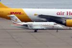 なごやんさんが、中部国際空港で撮影したHC Luffy Inc. CL-600-2B16 Challenger 605の航空フォト(写真)