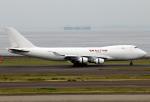 なごやんさんが、中部国際空港で撮影したカリッタ エア 747-4B5F/SCDの航空フォト(写真)