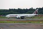 T.Sazenさんが、成田国際空港で撮影したカタール航空カーゴ 777-FDZの航空フォト(飛行機 写真・画像)