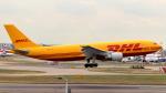 誘喜さんが、ロンドン・ヒースロー空港で撮影したEAT ライプツィヒ A300B4-622R(F)の航空フォト(写真)