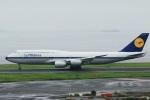Hiro-hiroさんが、羽田空港で撮影したルフトハンザドイツ航空 747-830の航空フォト(写真)