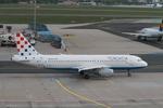 matsuさんが、フランクフルト国際空港で撮影したクロアチア航空 A320-214の航空フォト(写真)