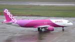 誘喜さんが、仙台空港で撮影したピーチ A320-214の航空フォト(写真)