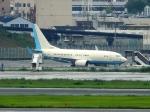 チャレンジャーさんが、羽田空港で撮影した大韓航空 737-7B5 BBJの航空フォト(写真)