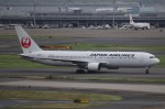 BOEING737MAX-8さんが、羽田空港で撮影した日本航空 767-346/ERの航空フォト(写真)