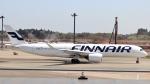 誘喜さんが、成田国際空港で撮影したフィンエアー A350-941XWBの航空フォト(写真)
