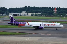 T.Sazenさんが、成田国際空港で撮影した香港エクスプレス A321-231の航空フォト(飛行機 写真・画像)