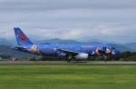 yamatoさんが、静岡空港で撮影した中国東方航空 A320-232の航空フォト(写真)
