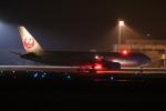 ゆう改めてさんが、熊本空港で撮影した日本航空 767-346/ERの航空フォト(写真)