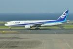 ジェットジャンボさんが、羽田空港で撮影した全日空 777-281の航空フォト(写真)