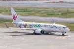 Y-Kenzoさんが、羽田空港で撮影した日本航空 737-846の航空フォト(写真)