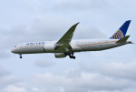 mojioさんが、成田国際空港で撮影したユナイテッド航空 787-9の航空フォト(写真)