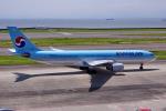 yabyanさんが、中部国際空港で撮影した大韓航空 A330-223の航空フォト(写真)