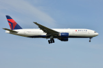 saoya_saodakeさんが、成田国際空港で撮影したデルタ航空 777-232/ERの航空フォト(写真)