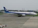 えすぷりさんが、松山空港で撮影した全日空 777-281の航空フォト(写真)