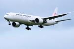 yoshibouさんが、成田国際空港で撮影した日本航空 777-346/ERの航空フォト(写真)