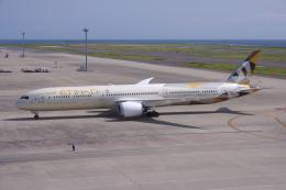 yabyanさんが、中部国際空港で撮影したエティハド航空 787-10の航空フォト(写真)