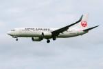 yoshibouさんが、成田国際空港で撮影した日本航空 737-846の航空フォト(写真)