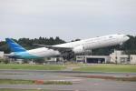 水月さんが、成田国際空港で撮影したガルーダ・インドネシア航空 777-3U3/ERの航空フォト(写真)