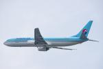 SGR RT 改さんが、関西国際空港で撮影した大韓航空 737-9B5の航空フォト(写真)