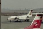 ヒロリンさんが、ベルリン・シェーネフェルト空港で撮影したバルカン・ブルガリアン・エアラインズ Tu-134の航空フォト(写真)