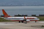 we love kixさんが、関西国際空港で撮影したチェジュ航空 737-8JPの航空フォト(写真)