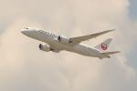 OMAさんが、香港国際空港で撮影した日本航空 787-8 Dreamlinerの航空フォト(写真)