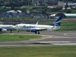 PW4090さんが、済州国際空港で撮影したヤクティア・エア 737-7CTの航空フォト(写真)