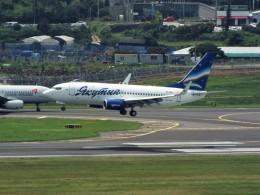 PW4090さんが、済州国際空港で撮影したヤクティア・エア 737-7CTの航空フォト(飛行機 写真・画像)