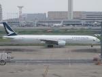 FT51ANさんが、羽田空港で撮影したキャセイパシフィック航空 777-367の航空フォト(写真)