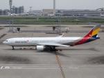 FT51ANさんが、羽田空港で撮影したアシアナ航空 A330-323Xの航空フォト(写真)