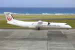 sky-spotterさんが、奄美空港で撮影した琉球エアーコミューター DHC-8-402Q Dash 8 Combiの航空フォト(写真)