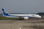 Sugikiyoさんが、岡山空港で撮影した全日空 787-8 Dreamlinerの航空フォト(写真)