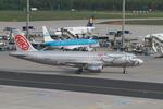 matsuさんが、フランクフルト国際空港で撮影したニキ航空 A320-214の航空フォト(写真)