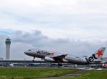kazupen2018さんが、中部国際空港で撮影したジェットスター・ジャパン A320-232の航空フォト(写真)