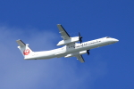 Shin-chaさんが、那覇空港で撮影した琉球エアーコミューター DHC-8-402Q Dash 8 Combiの航空フォト(写真)