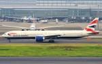 鉄バスさんが、羽田空港で撮影したブリティッシュ・エアウェイズ 777-36N/ERの航空フォト(写真)