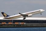 きんめいさんが、関西国際空港で撮影したシンガポール航空 A330-343Xの航空フォト(写真)