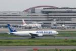 ハム太郎。さんが、羽田空港で撮影した全日空 767-381Fの航空フォト(写真)