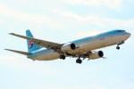 ちっとろむさんが、成田国際空港で撮影した大韓航空 737-9B5の航空フォト(写真)