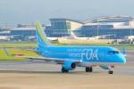 ちっとろむさんが、福岡空港で撮影したフジドリームエアラインズ ERJ-170-100 (ERJ-170STD)の航空フォト(写真)