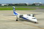 ちっとろむさんが、松山空港で撮影したANAウイングス DHC-8-402Q Dash 8の航空フォト(写真)