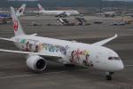 神宮寺ももさんが、成田国際空港で撮影した日本航空 787-9の航空フォト(写真)