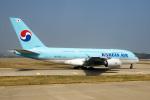 xingyeさんが、仁川国際空港で撮影した大韓航空 A380-861の航空フォト(写真)