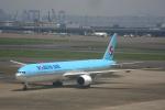 なまくら はげるさんが、羽田空港で撮影した大韓航空 777-3B5の航空フォト(写真)