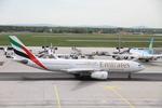 matsuさんが、フランクフルト国際空港で撮影したエミレーツ航空 A330-243の航空フォト(写真)