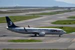 we love kixさんが、関西国際空港で撮影した山東航空 737-89Lの航空フォト(写真)
