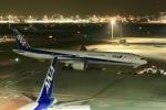 飛行機ゆうちゃんさんが、羽田空港で撮影した全日空 777-381/ERの航空フォト(写真)