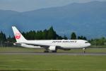 HS888さんが、鹿児島空港で撮影した日本航空 767-346/ERの航空フォト(写真)